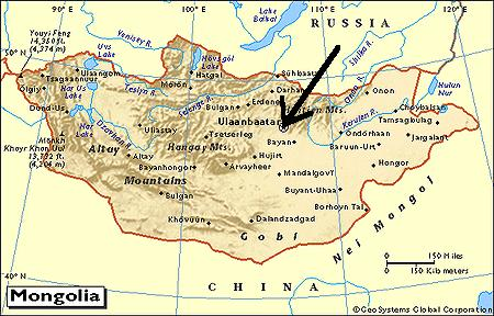 Map Of Taiga Mongolia Related Keywords - Map Of Taiga ...